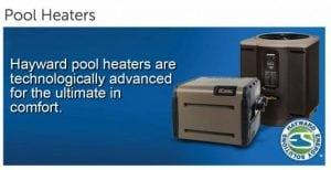 hayward pool heaters