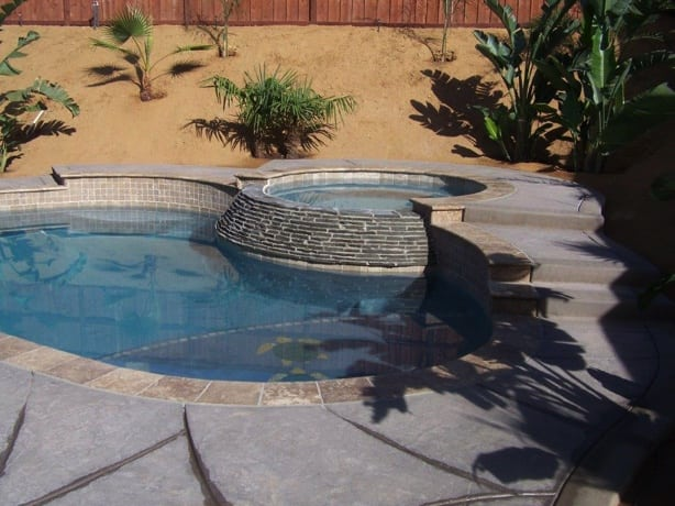 New Pool Construction / Spa