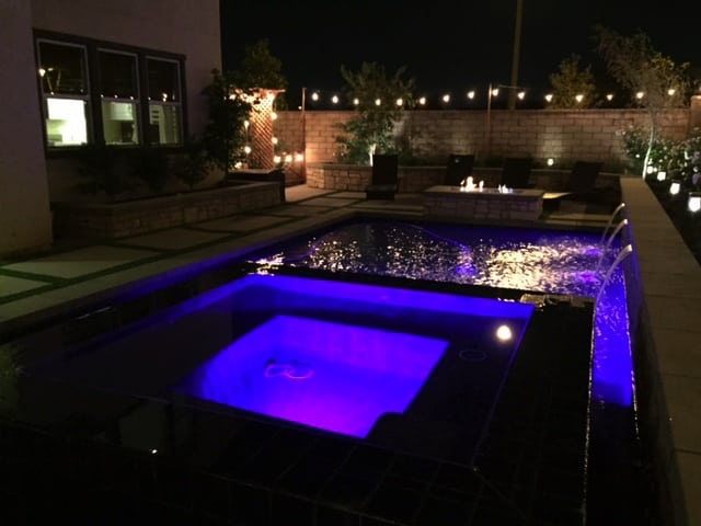 New Pool / Water Features