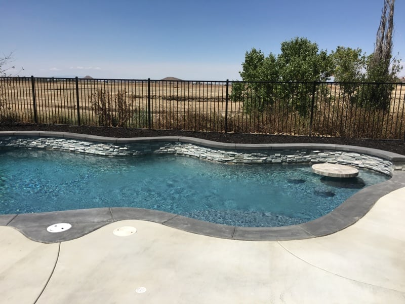 New Pool Construction / Patio