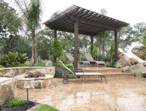 landscaping slider